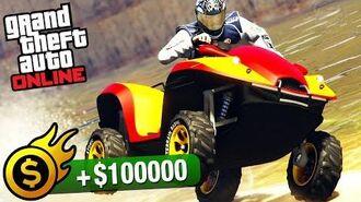 GTA Online Premium Race - Storm Drain