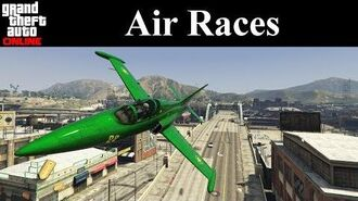 GTA Online Tracks - Air Races