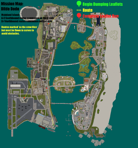 Image GTAVC Dildo Dodo mission mappng GTA Wiki FANDOM powered