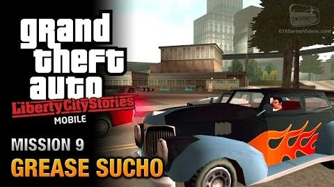 GTA Liberty City Stories Mobile - Mission 9 - Grease Sucho