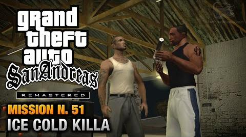GTA San Andreas Remastered - Mission 51 - Ice Cold Killa (Xbox 360 PS3)