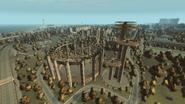 LibertyStatePavilionTowers-GTAIV-AerialView