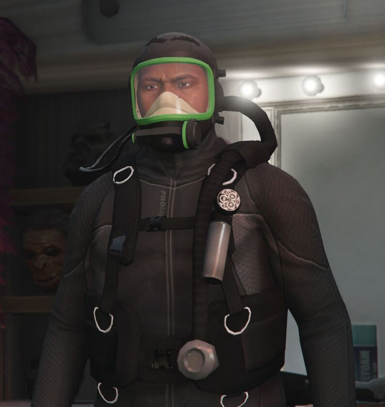 Scuba Suit | GTA Wiki | FANDOM powered by Wikia
