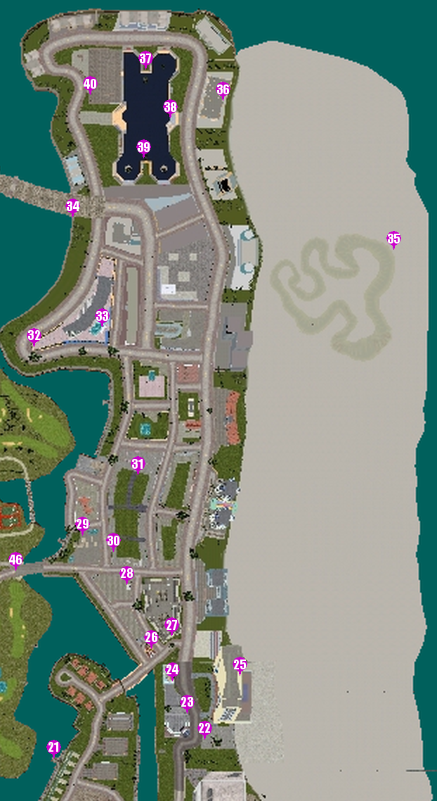 Hidden Packages in GTA Vice City  GTA Wiki  FANDOM powered by Wikia