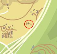 LestersSafehouse GTAV Map Location