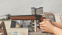 Marksman Pistol-GTAV-Markings (none)