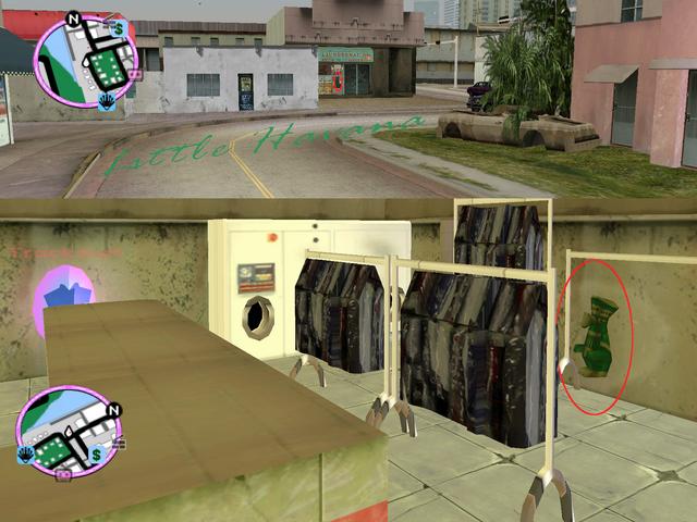 File:GTAVC HiddenPack 72 NE corner inside laundromat in NW Little Havana.png