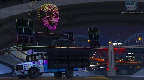 GTA Online After Hours - Festival Bus