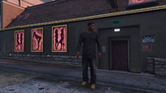 Switch Scenes GTAVe Franklin Drunk or Drunker