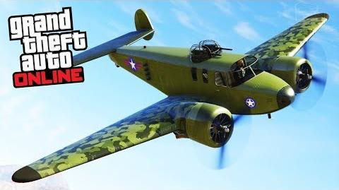 GTA Online - Mammoth Mogul -Smuggler's Run Update-