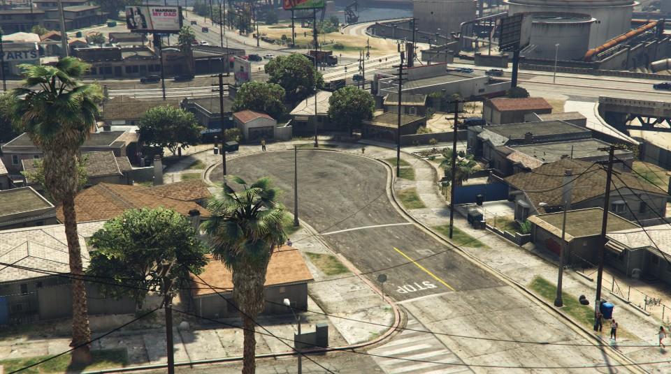 Grove Street | GTA Wiki | FANDOM powered by Wikia