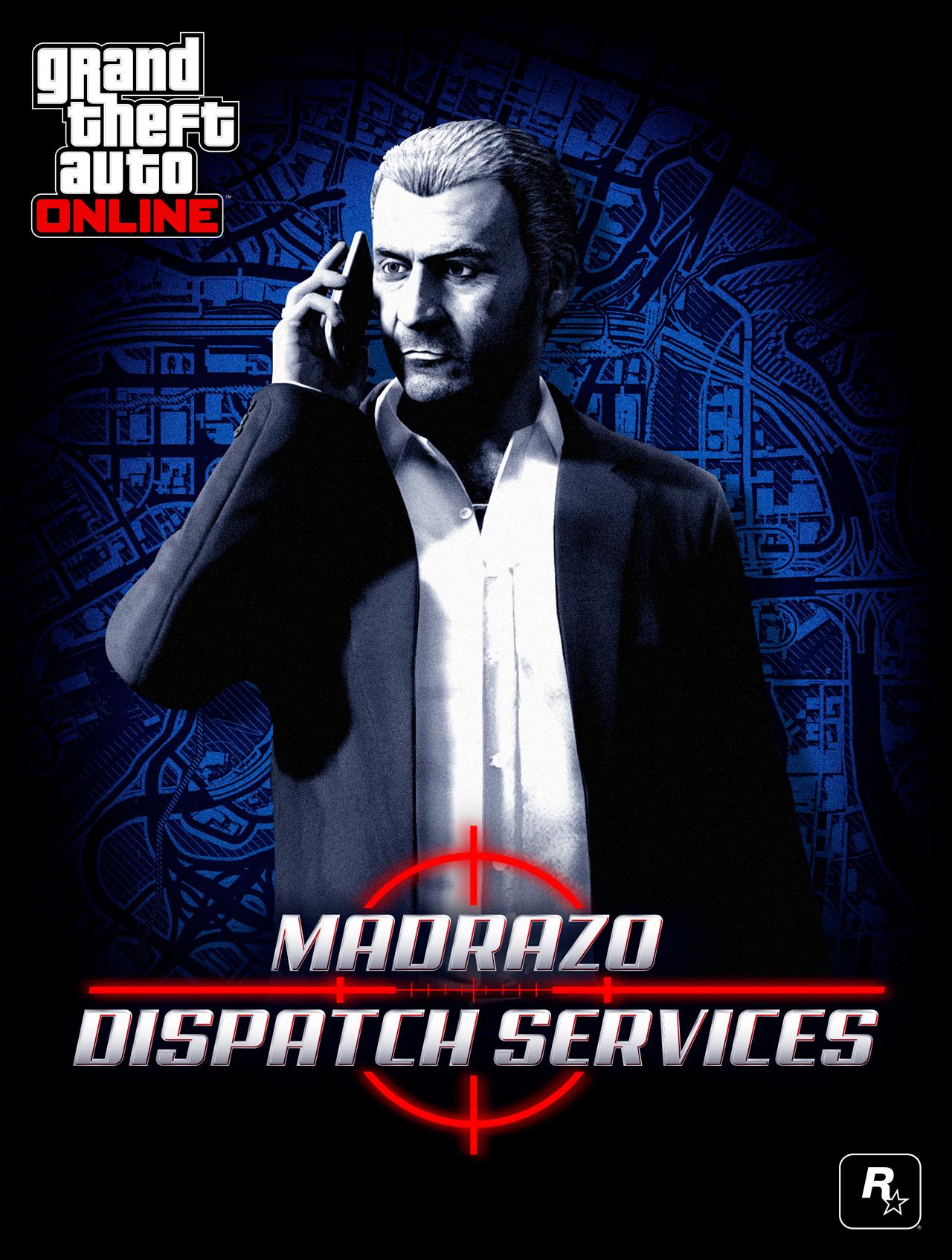 Madrazo Dispatch Services | GTA Wiki | FANDOM powered by Wikia