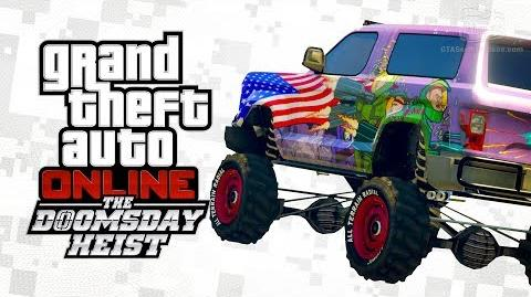 GTA Online - Vapid Riata -The Doomsday Heist-