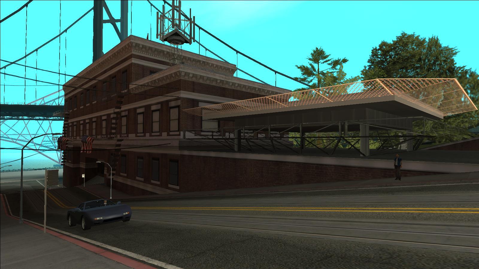 San Fierro Police Headquarters | GTA Wiki | FANDOM powered by Wikia