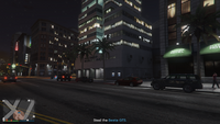 Vehicle Import Detective GTAO Legion Square