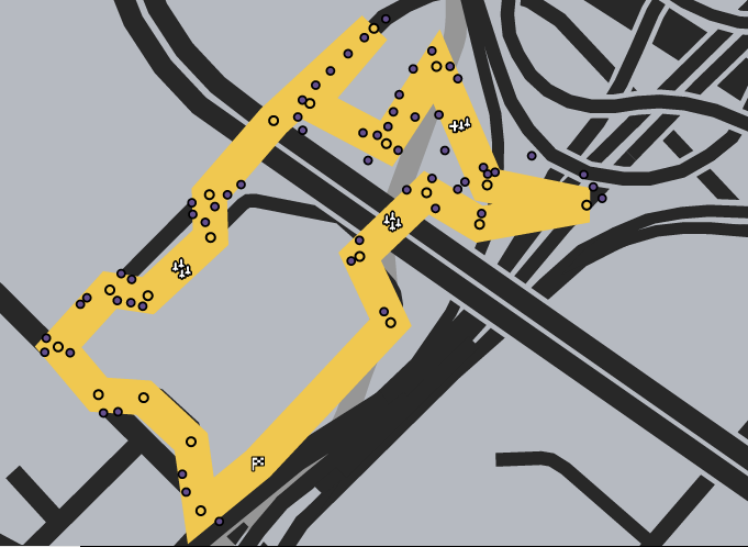 Crastenburg Drifting Race GTAO Verified Map