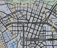 Embracing America GTAO Race Map