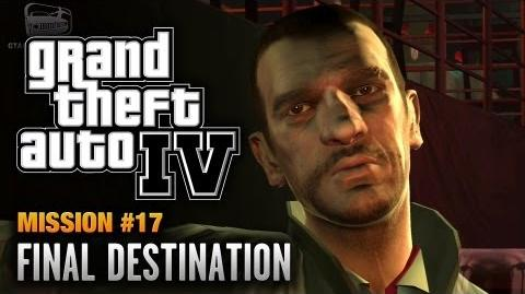 GTA 4 - Mission 17 - Final Destination (1080p)