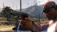 Pistol-GTAO-StealVehicleCargo-CarMeet