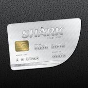 SharkCard-White