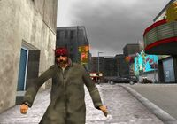 Strange Tramps Seen All Over Liberty City 2