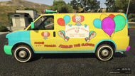 Clown Van GTAVe Side