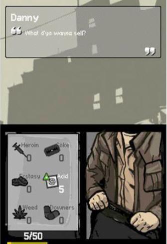 Drug Dealing Minigame