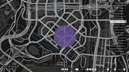 Distract Cops GTAO Map Davis