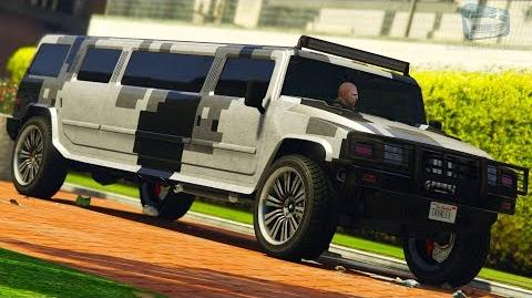 GTA Online After Hours - Mammoth Patriot Stretch