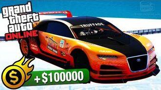 GTA Online Premium Race - Spinner