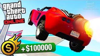 GTA Online Premium Race - Redneck