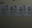 Heist Crew Members