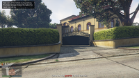 Vehicle Import Key GTAO Sam Austin Drive