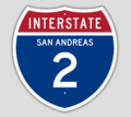 1957 Style Interstate 2 Shield.png