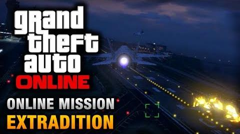 GTA Online - Mission - Extradition Hard Difficulty