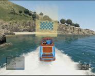 Gone Coastal GTAO Finish