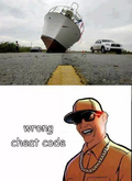 GTA Meme-Wrong Code