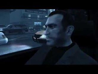 Grand Theft Auto IV- Niko Bellic Trailer
