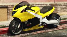 HakuchouDrag-GTAO-front-YellowRaceStripe