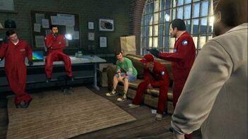 Jewel Store Job-Michael and The Crew-GTA V