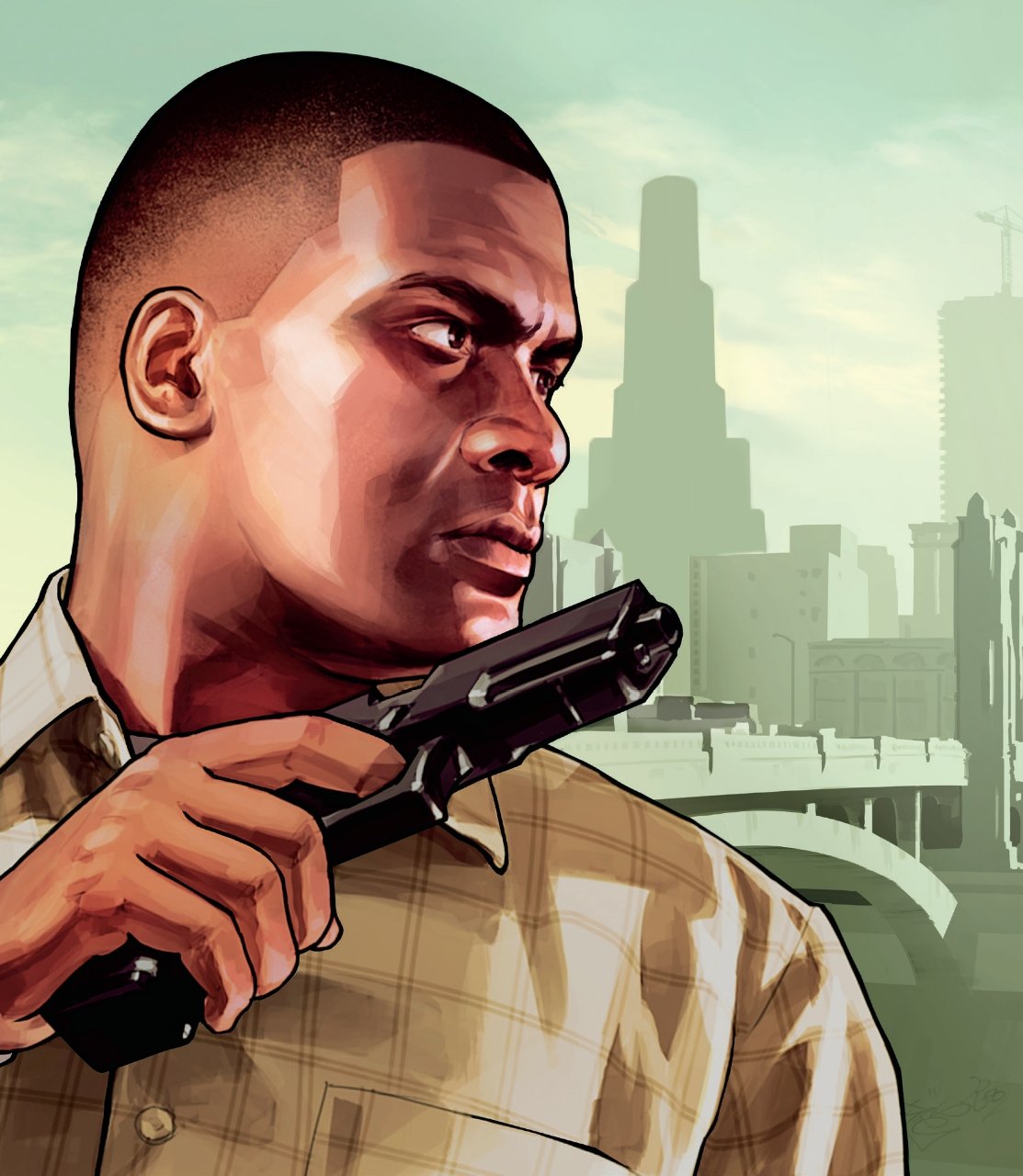 Franklin Clinton: the story of the character GTA5 49