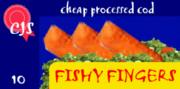 CJ's Fishy Fingers