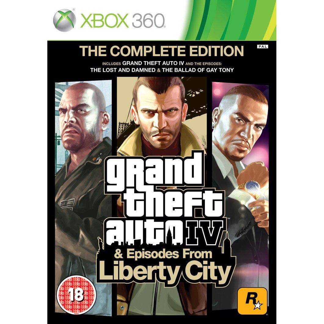 Grand Theft Auto IV: The Complete Edition | GTA Wiki | FANDOM