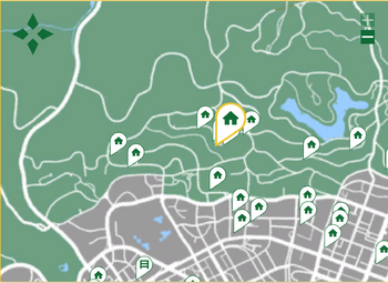Dynasty8-GTAV-HighEnd-Map-2866HillcrestAvenue