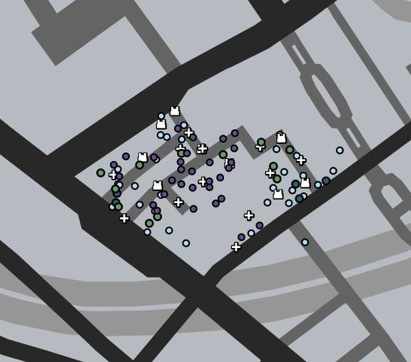 GTAO-Paradise Ally Map