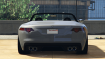 SuranoTopless-GTAV-Rear