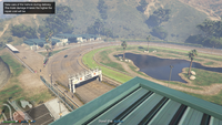 Vehicle Import Circuit Race GTAO Vinewood Racetrack
