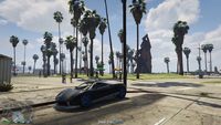 Vehicle Import Detective GTAO Vespucci Beach
