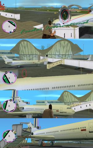 GTAVC HiddenPack 91 top inlet of SW plane of West passenger causeway