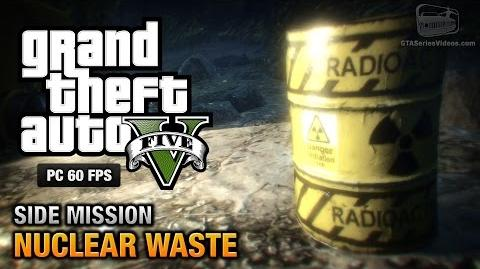 GTA 5 PC - Nuclear Waste